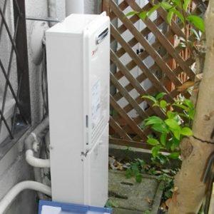 大阪府泉南市S様 GQ-1637WS ノーリツ製ガス給湯器(給湯専用)の取替交換工事
