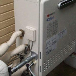 兵庫県伊丹市M様 GT-C2442SARX-MB ノーリツ製エコジョーズ・ガス給湯器の取替交換工事