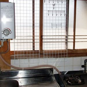 大阪府大阪市H様 RKW-C401CSA-SV リンナイ製食器洗い乾燥機の取替交換工事