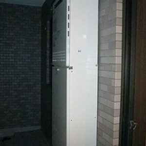 神奈川県横浜市栄区H様 GT-1650SAWX BL ノーリツ製ガスふろ給湯器の取替交換工事