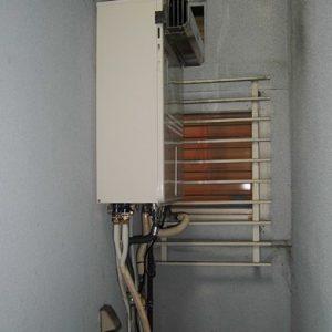 奈良県奈良市F様 GTH-2444AWX ノーリツ製ガス温水暖房付ふろ給湯器の取替交換工事