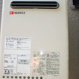 神奈川県横浜市青葉区M様 GQ-2437WS ノーリツ製ガス給湯器の取替交換工事