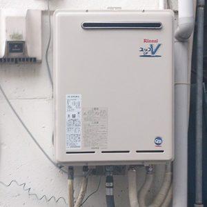 大阪府高槻市U様 RUF-A2003SAW(A) リンナイ製ガスふろ給湯器の取替交換工事