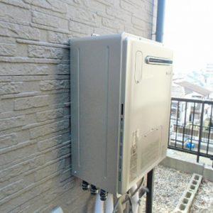 神奈川県横浜市S様 RVD-E2001SAW2-1 リンナイ製エコジョーズ・ガス給湯暖房機の取替交換工事