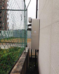 大阪府四条畷市S様 RVD-E2401AW2-1 リンナイ製エコジョーズ・ガス給湯暖房機の取替交換工事