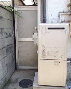 兵庫県神戸市東灘区M様 FY-60HF4SD2 パナソニック製レンジフードとRS31W13A17R-VR リンナイ製ビルトインコンロの取替交換工事
