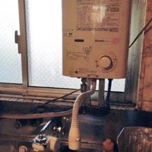 東京都江東区Y様 小型湯沸器取付工事(工事のみ)