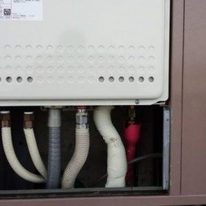 東京都板橋区M様 GT-2450SAWX-2 BL ノーリツ製ガスふろ給湯器への取替交換工事