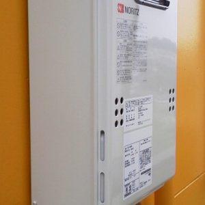 神奈川県川崎市N様 GQ-1639WS ノーリツ製ガス給湯器(給湯専用)への取替交換工事