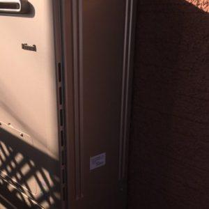 大阪府摂津市H様 RVD-E2405SAW2-1(A) リンナイ製エコジョーズ・ガス給湯暖房機への取替交換工事