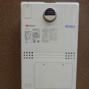 京都市山科区 ノーリツ給湯暖房機 取替交換工事