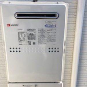 兵庫県明石市 ノーリツ給湯暖房機・浴室暖房乾燥機 取替交換工事