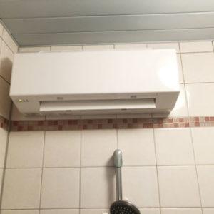 神奈川県横浜市 ノーリツ 浴室暖房乾燥機 取替交換工事
