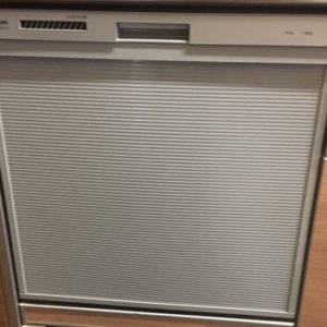 愛知県半田市 リンナイ 食器洗い乾燥機 取替交換工事