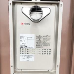 兵庫県尼崎市 ノーリツ 高温水給湯器 取替交換工事