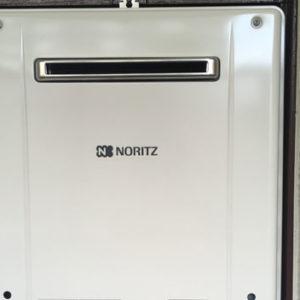兵庫県神戸市 ノーリツ ふろ給湯器 取替交換工事