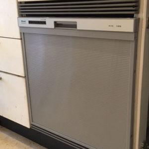 愛知県名古屋市 リンナイ 食器洗い乾燥機 取替交換工事