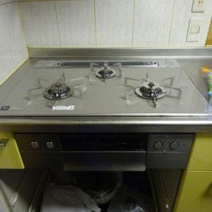 京都府京都市 リンナイ ふろ給湯器 取替交換工事