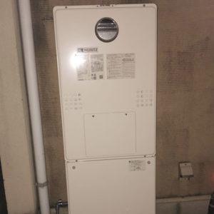 東京都練馬区 ノーリツ 給湯暖房機 取替交換工事