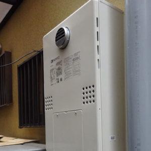 京都府京都市下京区 ノーリツ 給湯暖房機 取替交換工事