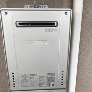 兵庫県神戸市西区 ノーリツ ふろ給湯器 取替交換工事