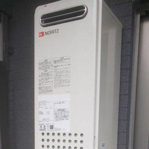 東京都中野区 ノーリツ クイックオート給湯器 取替交換工事