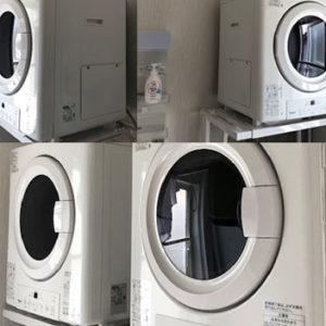 愛知県名古屋市守山区 リンナイ ガス衣類乾燥機 新規設置工事