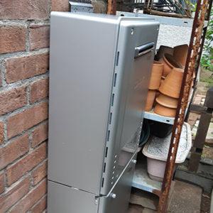 千葉県千葉市緑区 ノーリツ ふろ給湯器 取替交換工事