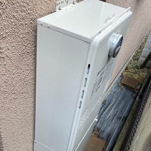 兵庫県宝塚市 ノーリツ 給湯暖房機 取替交換工事