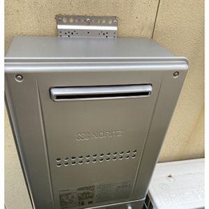 大阪府堺市 ノーリツ 給湯暖房機 取替交換工事