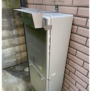 大阪府池田市 ノーリツ 給湯暖房機 取替交換工事