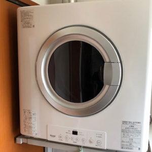 愛知県名古屋市名東区 リンナイ ガス衣類乾燥機 取替交換工事