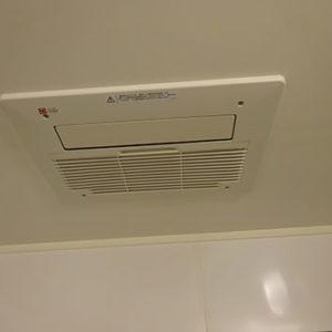 京都府京都市右京区 大阪ガス 浴室暖房乾燥機 取替交換工事