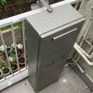 大阪府箕面市 ノーリツ 給湯暖房機 取替交換工事