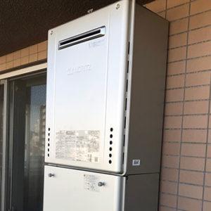 神奈川県横浜市中区 ノーリツ ふろ給湯器 取替交換工事