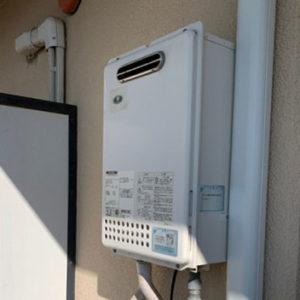 兵庫県川西市 ノーリツ 給湯器 取替交換工事