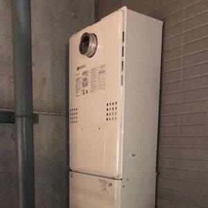 東京都世田谷区 ノーリツ 給湯暖房機 取替交換工事