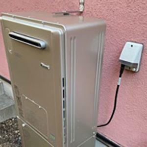 千葉県習志野市 リンナイ 給湯暖房機 取替交換工事
