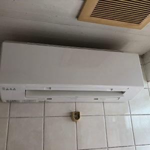 東京都大田区 ノーリツ 浴室暖房乾燥機 取替交換工事