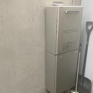 神奈川県横浜市保土ケ谷区 ノーリツ 給湯暖房機 取替交換工事