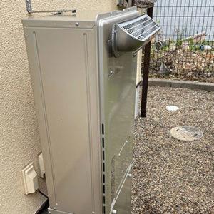 千葉県千葉市緑区 リンナイ 給湯暖房機 取替交換工事