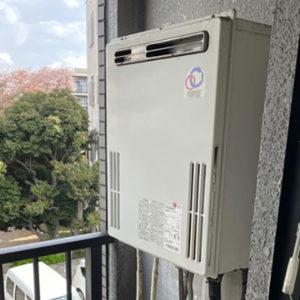 千葉県松戸市 ノーリツ ふろ給湯器 取替交換工事
