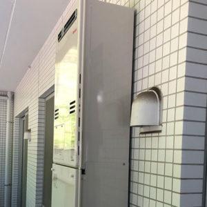 東京都世田谷区 リンナイ 給湯暖房機 取替交換工事