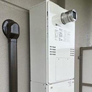 千葉県松戸市 ノーリツ 給湯暖房機 取替交換工事