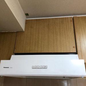 神奈川県横浜市緑区 リンナイ キャビネット型コンロ 取替交換工事