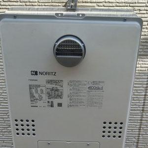 神奈川県横浜市緑区 ノーリツ 給湯暖房機 取替交換工事